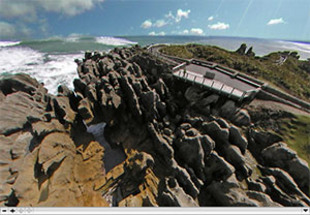 Photo: Pancake Rocks