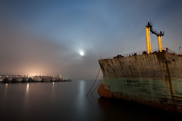 Mothball Fleet photo: Gettysburg