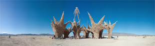 Photo: Burning Man 2009