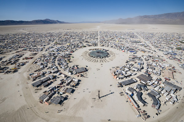 Photo by Scott Haefner: Black Rock City