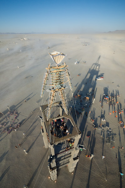 Photo by Scott Haefner: Burning Man 2010