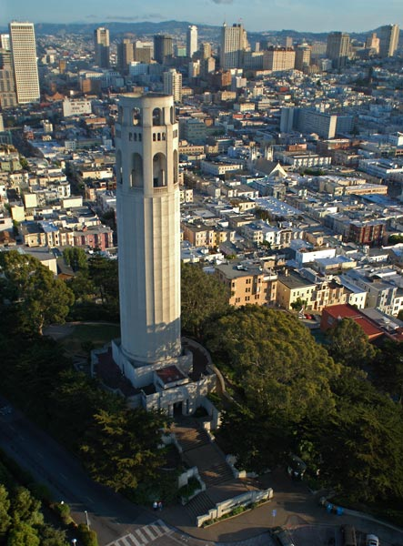 Photo by Scott Haefner: coitTower03