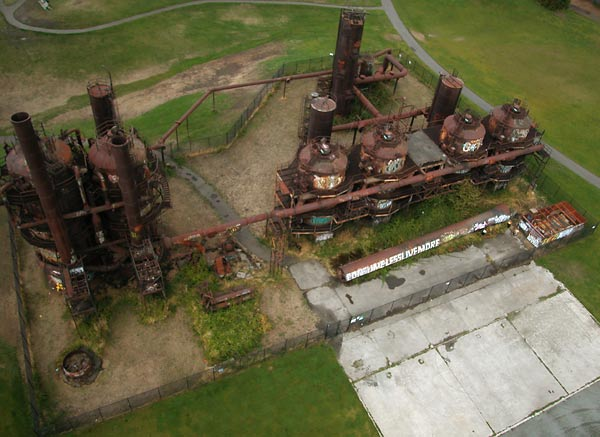 Photo by Scott Haefner: gasworks01