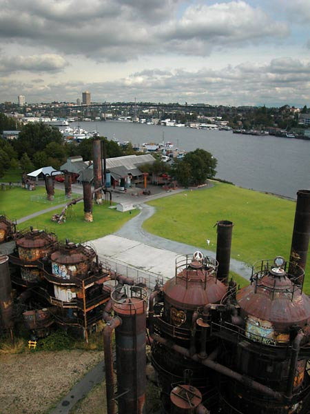 Photo by Scott Haefner: gasworks03