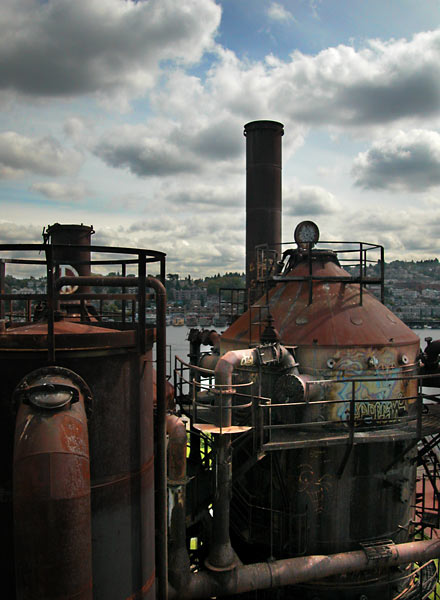 Photo by Scott Haefner: gasworks04
