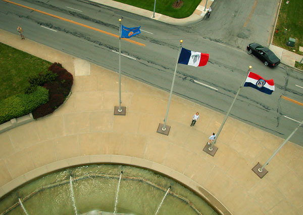 Photo by Scott Haefner: kcfountain04