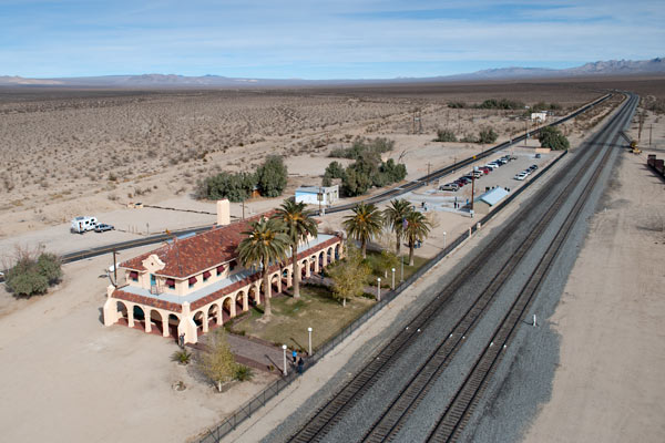 Photo by Scott Haefner: Kelso Depot Oasis