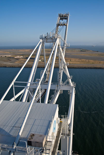 Photo by Scott Haefner: Crane's Eye View