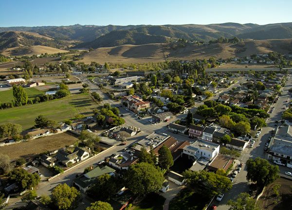 Photo by Scott Haefner: San Juan Bautista