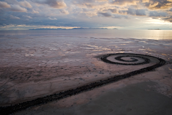 Photo by Scott Haefner: Uncoiling