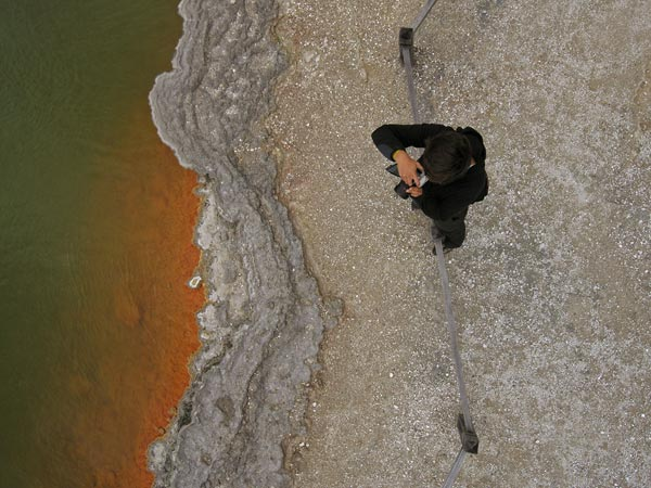 Photo by Scott Haefner: wai-o-tapu09