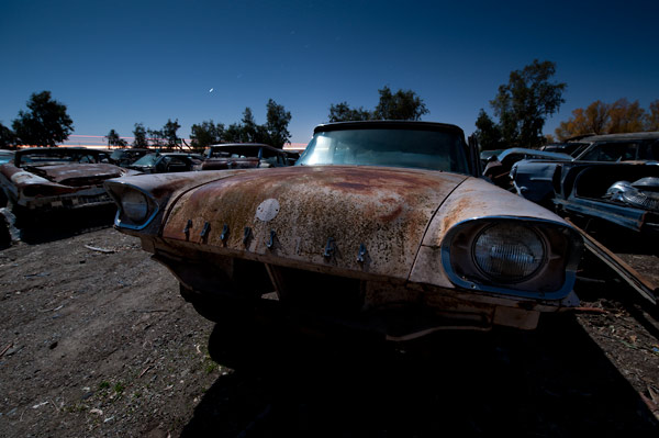 Photo by Scott Haefner: Rust Bucket