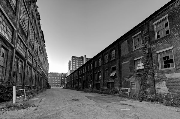 Photo by Scott Haefner: Destitution Alley