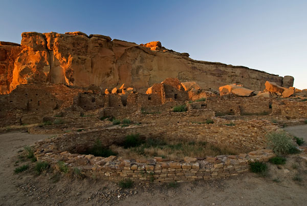 Photo by Scott Haefner: chacoCanyon01