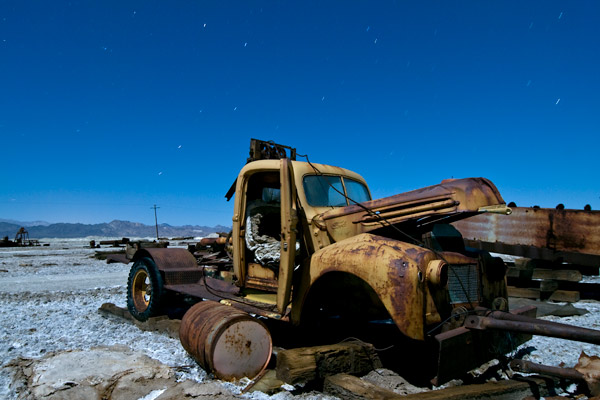 Photo by Scott Haefner: Broken Down