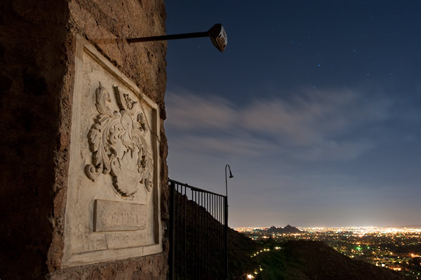 Photo by Scott Haefner: Coat of Arms