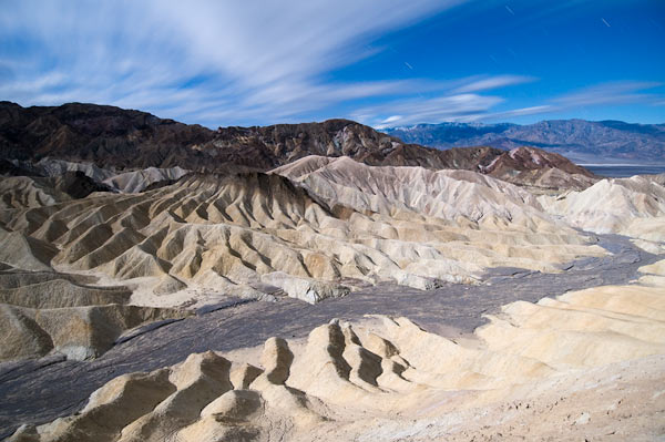 Photo by Scott Haefner: Zabriskie Point