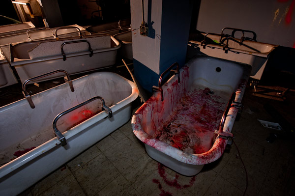 Photo by Scott Haefner: Blood Bath