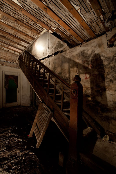 Photo by Scott Haefner: Ghosts in the Attic
