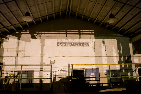 Photo by Scott Haefner: Georgia Pacific Maintenance Shop