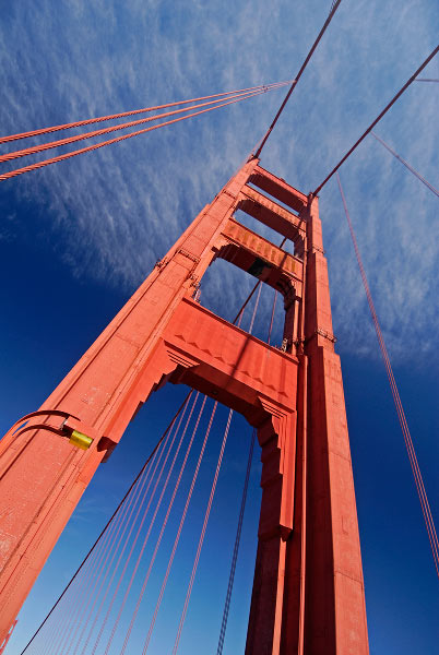 Photo by Scott Haefner: Golden Gate Spire
