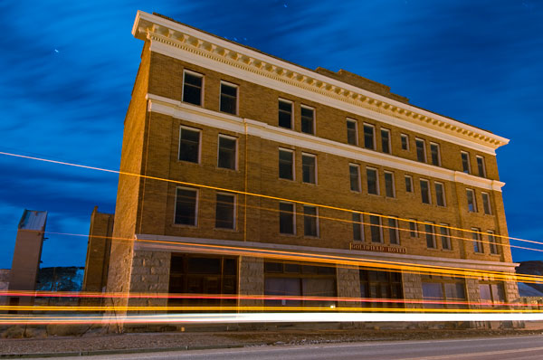 Photo by Scott Haefner: Goldfield Hotel