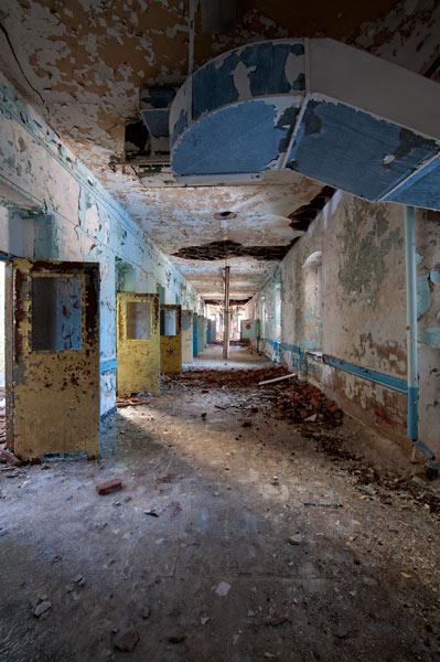 Patient Wards Greystone Park Psychiatric Hospital