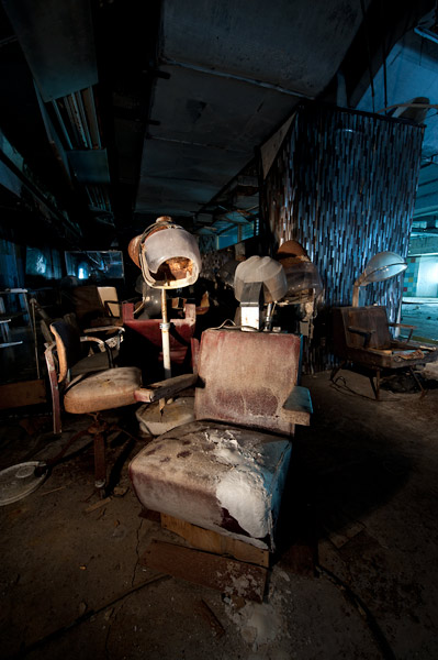 Photo by Scott Haefner: Beautiful Decay