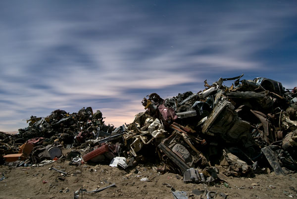 Photo by Scott Haefner: War Zone