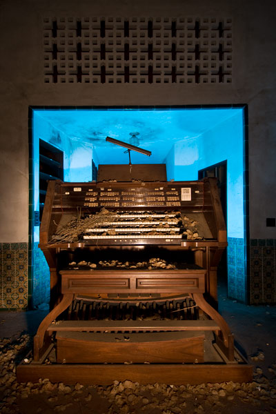 Photo by Scott Haefner: Jackling Organ
