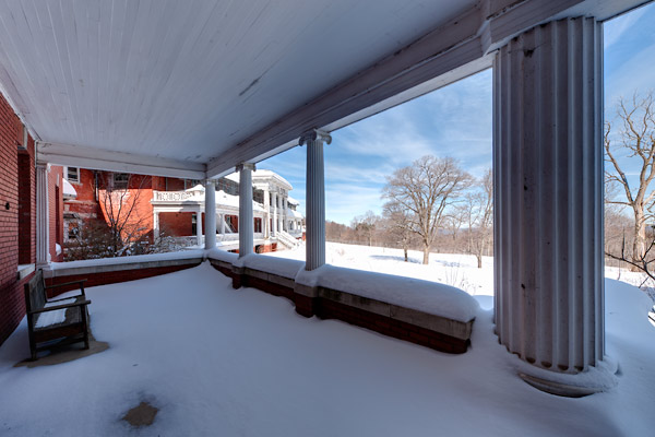 Photo by Scott Haefner: J.N. Adams Sanatorium