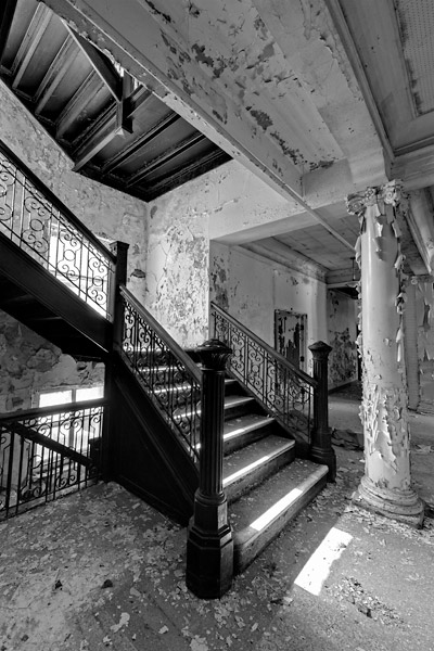 Photo by Scott Haefner: Grand Staircase