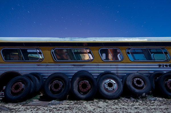Photo by Scott Haefner: The Wheels Off the Bus