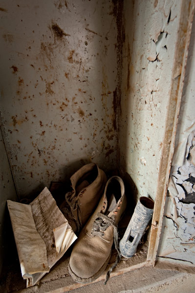 Photo by Scott Haefner: Lonely Shoes