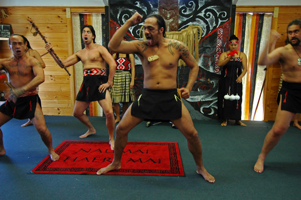 Photo by Scott Haefner: maoridance01