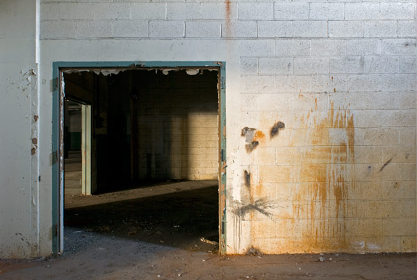 Photo by Scott Haefner: Blast Door