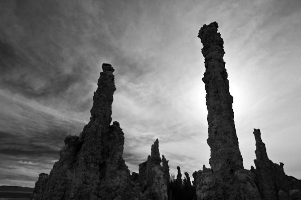Photo by Scott Haefner: Tufa Spires