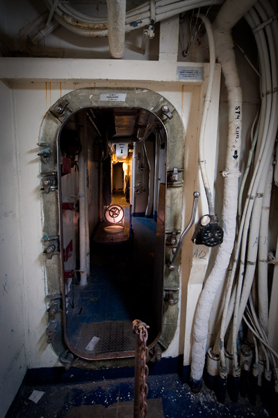 Photo by Scott Haefner: Access Hatch