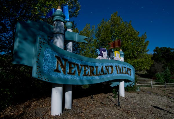 Photo by Scott Haefner: Neverland Valley
