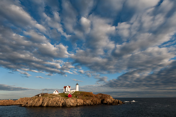 Photo by Scott Haefner: Nubble Lighthouse