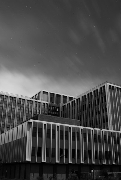 Photo by Scott Haefner: Hospital Form
