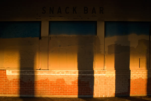 Photo by Scott Haefner: No Snacks