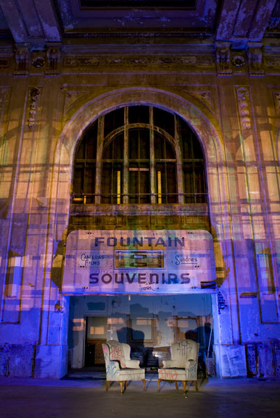 Photo by Scott Haefner: Fountain Souvenirs