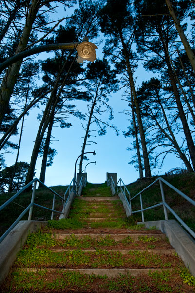 Photo by Scott Haefner: Healing Stairs
