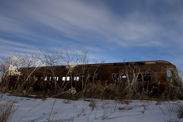 Photo by Scott Haefner: Pullman Rustbucket