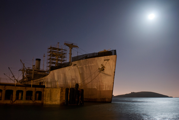 Photo by Scott Haefner: richmondShipyard13