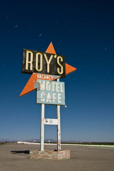 Photo by Scott Haefner: Roy's Cafe