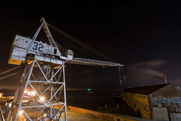 Photo by Scott Haefner: Crane 32