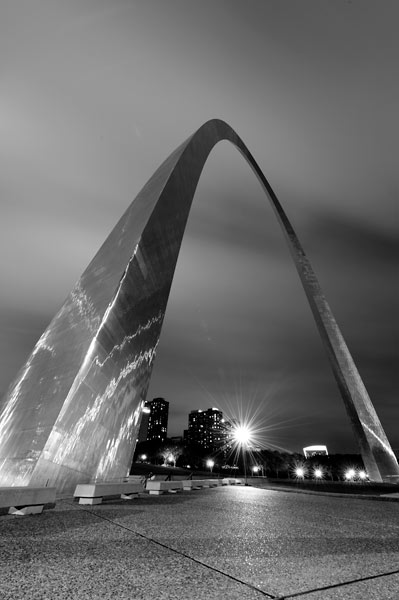 Photo by Scott Haefner: Gateway Arch