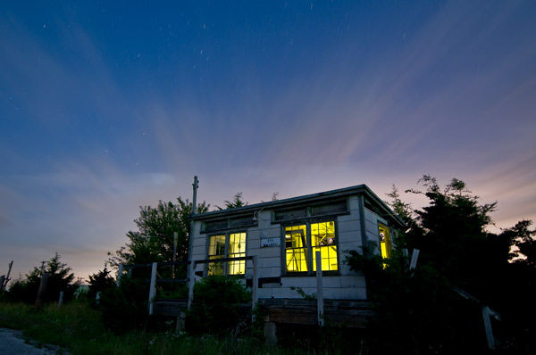 Photo by Scott Haefner: Sterilization House